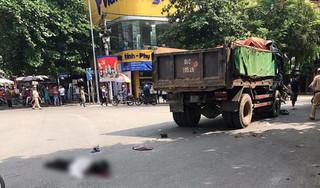 Vĩnh Phúc: Xe đạp điện va chạm xe tải, 2 nữ sinh lớp 10 thương vong