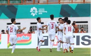 Đội hình tiêu biểu vòng bảng ASIAD: Nhiều sao Olympic Việt Nam góp mặt