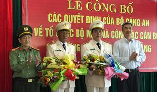 10 trưởng, phó phòng Công an Đà Nẵng xin nghỉ hưu sớm