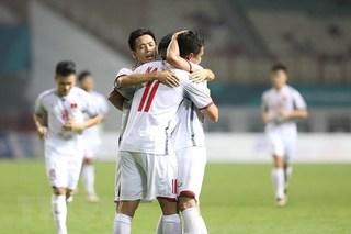 Đội hình Olympic Việt Nam đấu Bahrain: Công Phượng xuất trận