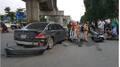 Bất ngờ 'thủ phạm' khiến nữ tài xế BMW gây tai nạn liên hoàn ở Hà Nội
