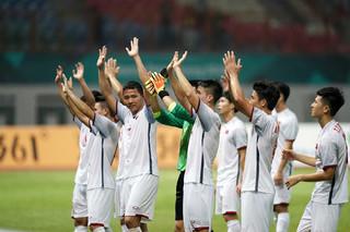 BXH FIFA của 16 đội dự vòng 1/8 ASIAD: Bất ngờ đội tuyển Việt Nam
