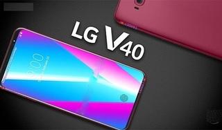 LG lộ smartphone 5 camera, hình thức 'lung linh' hơn iPhone X
