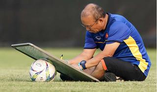 Huấn luyện viên Park Hang Seo đã có 'kế sách' hạ gục Bahrain?