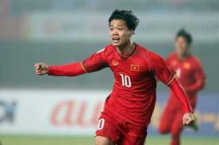 Chấm điểm Olympic Việt Nam - Bahrain: Điểm 10 cho Công Phượng