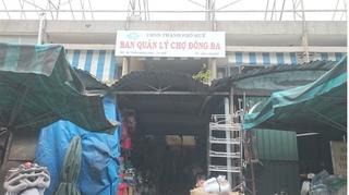 Nhắc nhở việc đỗ xe, bảo vệ chợ Đông Ba bị đâm gục tại chỗ