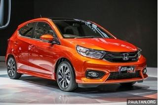 Honda tung ra thị trường xe ô tô giá rẻ chỉ từ 213 triệu đồng