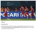 Báo Thái Lan: 'Cả Đông Nam Á trông chờ vào Olympic Việt Nam'