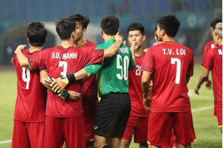 Olympic Việt Nam sáng cửa giành chiến thắng trước Syria
