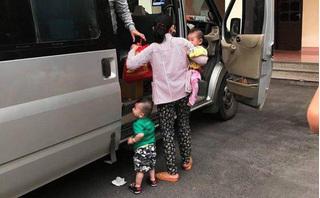 Thực hư vụ 2 phụ nữ bắt cóc trẻ em bị tài xế xe khách chở thẳng đến công an