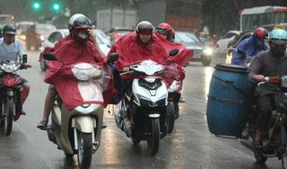Dự báo thời tiết 26/8: Chiều tối nay Hà Nội có mưa rào và dông