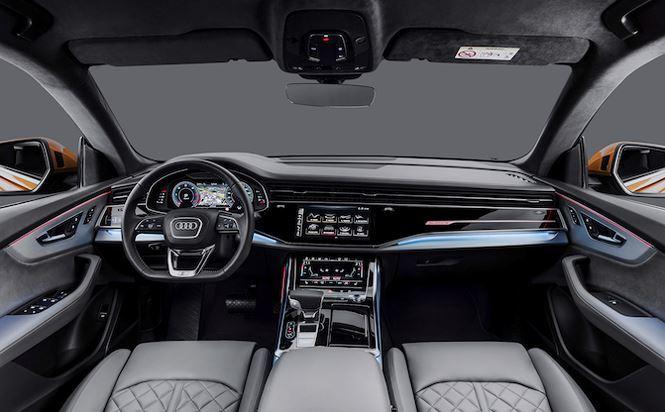 Hé lộ thời gian Audi Q8 có mặt tại Việt Nam3