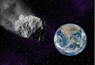 Một thiên thể khổng lồ đang tiến về phía Trái đất