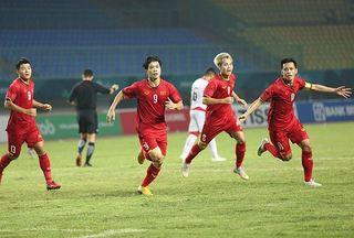 Trực tiếp Olympic Việt Nam - Syria: Báo Hàn Quốc muốn đội nhà gặp Việt Nam