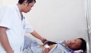 Hà Tĩnh: Gặp tai nạn lao động, nam thanh niên bị tôn cắt tận xương