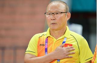 HLV Park Hang Seo: 'Olympic Việt Nam có thể thắng Hàn Quốc ở bán kết'