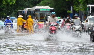 Dự báo thời tiết 28/8: Bắc Bộ sẽ có mưa lớn vào 3 ngày tới