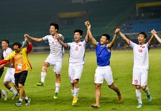 Báo Trung Quốc: 'Olympic Việt Nam là một trong tứ cường Châu Á'
