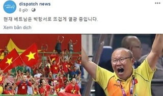 ĐT Việt Nam lọt top tìm kiếm trên Naver, báo Hàn cũng bận rộn đưa tin
