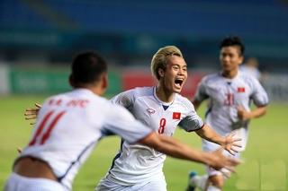 Đội hình Olympic Việt Nam đấu Hàn Quốc: Công Phượng, Văn Toàn xuất trận