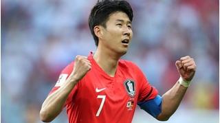 Tiền đạo Son Heung Min gửi 'chiến thư' tới Olympic Việt Nam