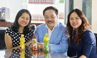 Hai con gái của ông Trần Quí Thanh mở Công ty TNHH Mua bán nợ VNAMC