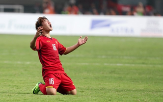 Minh Vương nói gì về siêu phẩm vào lưới Olympic Hàn Quốc?