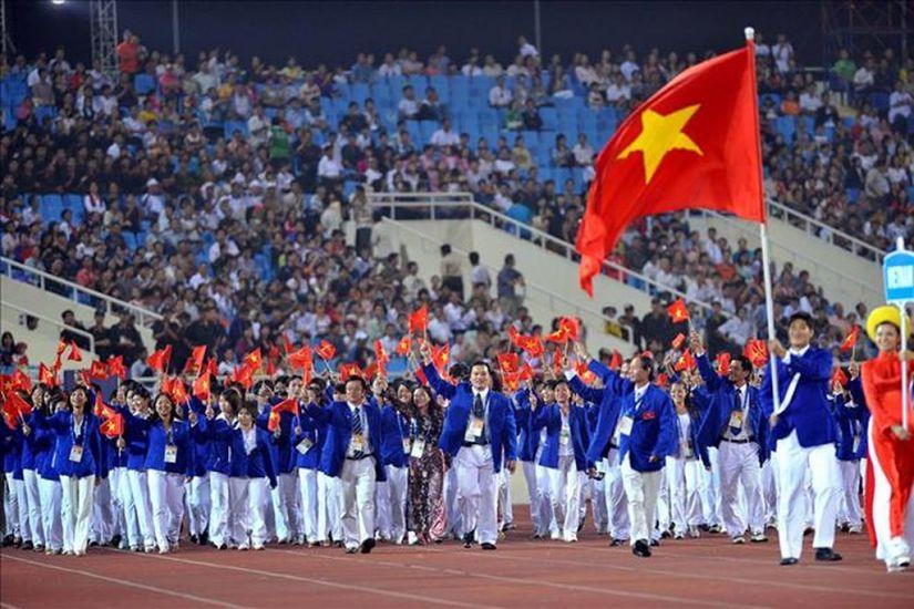 Tuyển Việt Nam tiếp tục giành vàng