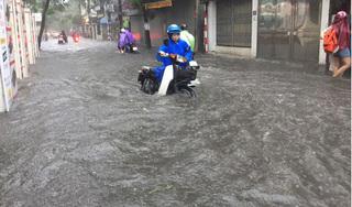 Ảnh hưởng của áp thấp nhiệt đới mới, Bắc Bộ tiếp tục mưa lớn