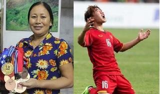 Mẹ cầu thủ Minh Vương: 'Bàn thắng của con là món quà ý nghĩa trong ngày giỗ cha'