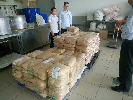 Tháo niêm phong cơm tấm Kiều Giang, xử phạt hành chính 2,3 triệu đồng
