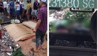 Cố vượt đường sắt, thiếu nữ 17 tuổi bị tàu hỏa tông tử vong