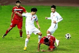 Đội hình tối ưu của Olympic Việt Nam đại chiến UAE?