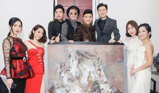 Mr. Đàm, Lệ Quyên tổ chức đêm nhạc Tình nghệ sĩ ủng hộ Lê Bình, Mai Phương