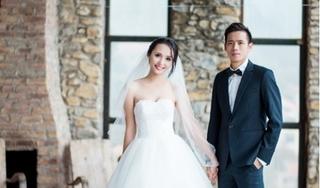 Cuộc sống hôn nhân hạnh phúc của tiền đạo Văn Quyết với vợ xinh như hotgirl