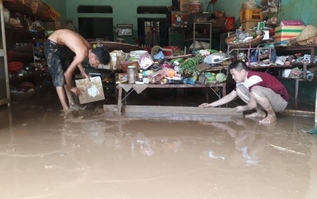 Thanh Hóa: Nước cơ bản đã rút, 14 người chết và mất tích sau lũ
