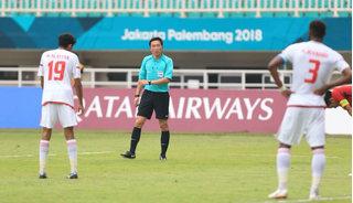 Trọng tài Hàn Quốc bắt trận Olympic Việt Nam dính nghi án dàn xếp tỷ số