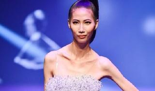 Là người mẫu nổi tiếng nhưng Cao Ngân vẫn phải bán cua để kiếm sống