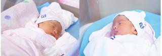 Cặp vợ chồng bị vô sinh bất ngờ có hai con sinh đôi ở tuổi U60