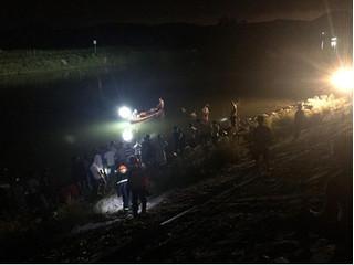 Đà Nẵng: Đi bắt hến, con trai 9 tuổi đuối tử vong, cha mất tích