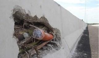 Ban quản lý dự án lên tiếng vụ 'bê tông cốt chuối' trên cao tốc hơn 34.000 tỷ