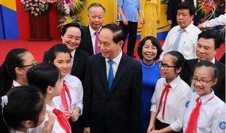 Hơn 23 triệu học sinh, sinh viên dự lễ khai giảng năm học mới
