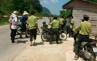 Quảng Bình: Hạt trưởng kiểm lâm bị đánh trọng thương tại trụ sở