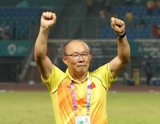 Phó chủ tịch VFF lên tiếng về tương lai HLV Park Hang Seo