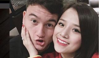 Chia tay thủ môn Đặng Văn Lâm, hotgirl Thương Võ cover Gửi anh và cô ấy dằn mặt người thứ ba?