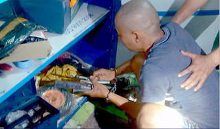 Tiết lộ quá trình nghi phạm chế tạo súng, cướp ngân hàng Vietcombank