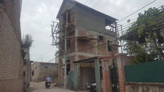 Hà Nội: Sập giàn giáo khi đang trát tường, 2 thợ xây tử vong