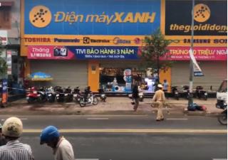 Nữ nhân viên quản lý bị bảo vệ siêu thị Điện máy Xanh đâm tử vong