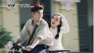 BTV Hoài Anh trẻ trung như thiếu nữ đôi mươi trong MV Hà Nội nhớ