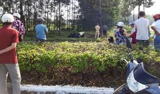 Bình Dương: Tá hỏa phát hiện nam thanh niên tử vong bên lề đường
